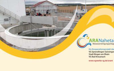 Abwasserreinigungsanlage ARA-Nahetal