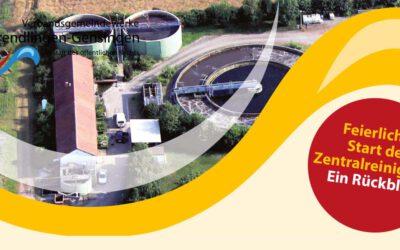 Startschuss für eine zukunftsorientierte und zentralisierte Abwasserreinigung in der VG Sprendlingen-Gensingen.