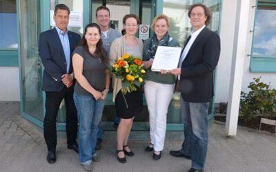 VG-Werke Sprendlingen-Gensingen erhalten Qualitätsmanagementhandbuch