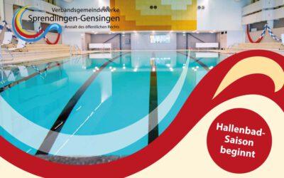 Hallenbad Gensingen öffnet