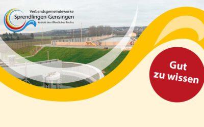 Bau der Abwasserdruckleitung: 2. Abschnitt der Druckleitung